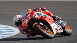 Kecelakaan di MotoGP Spanyol Marc Marquez Patah Lengan dan Harus Dioperasiaan