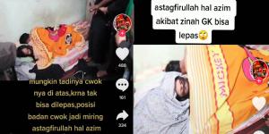 Terungkap, Ini Identitas Pasangan Gancet yang Viral di Media Sosial
